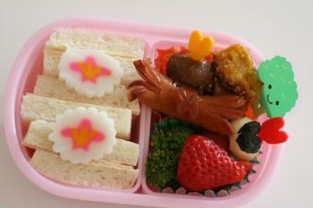 かまぼこ、サンドイッチ