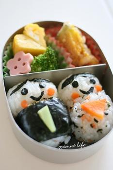 ひな祭り弁当・幼稚園