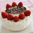 入園おめでとうケーキ
